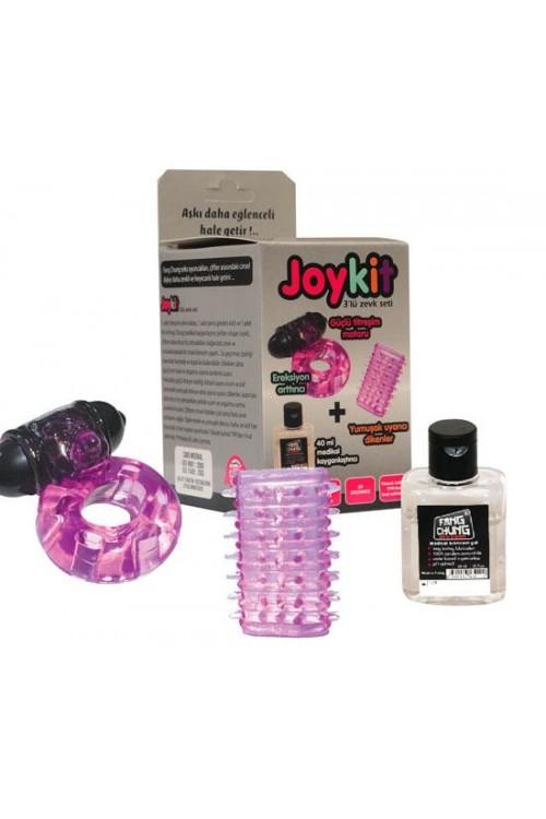 Joy Kit 3´lü Zevk Seti