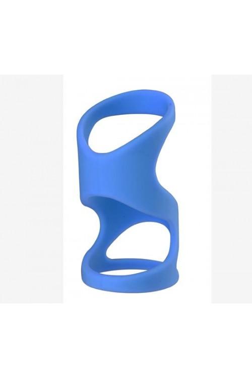 Willy Exaggerator Penis Halkası - Mavi 3