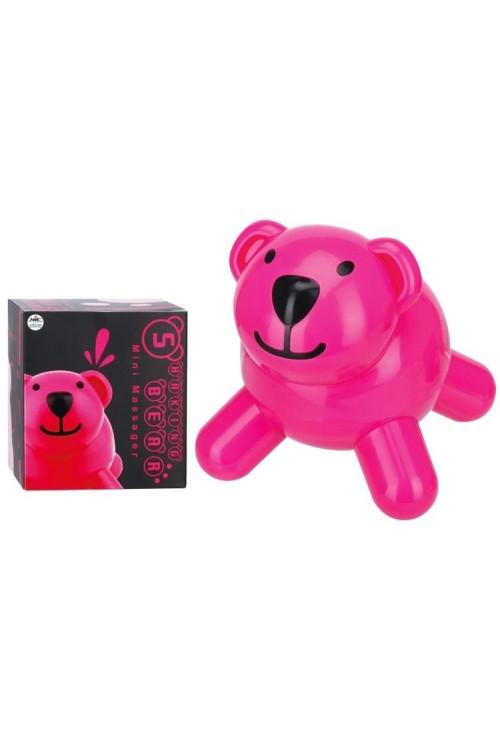 Shaking Bear Mini Masaj Aleti