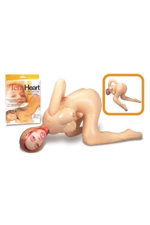 Tera Heart Şişme Kadın